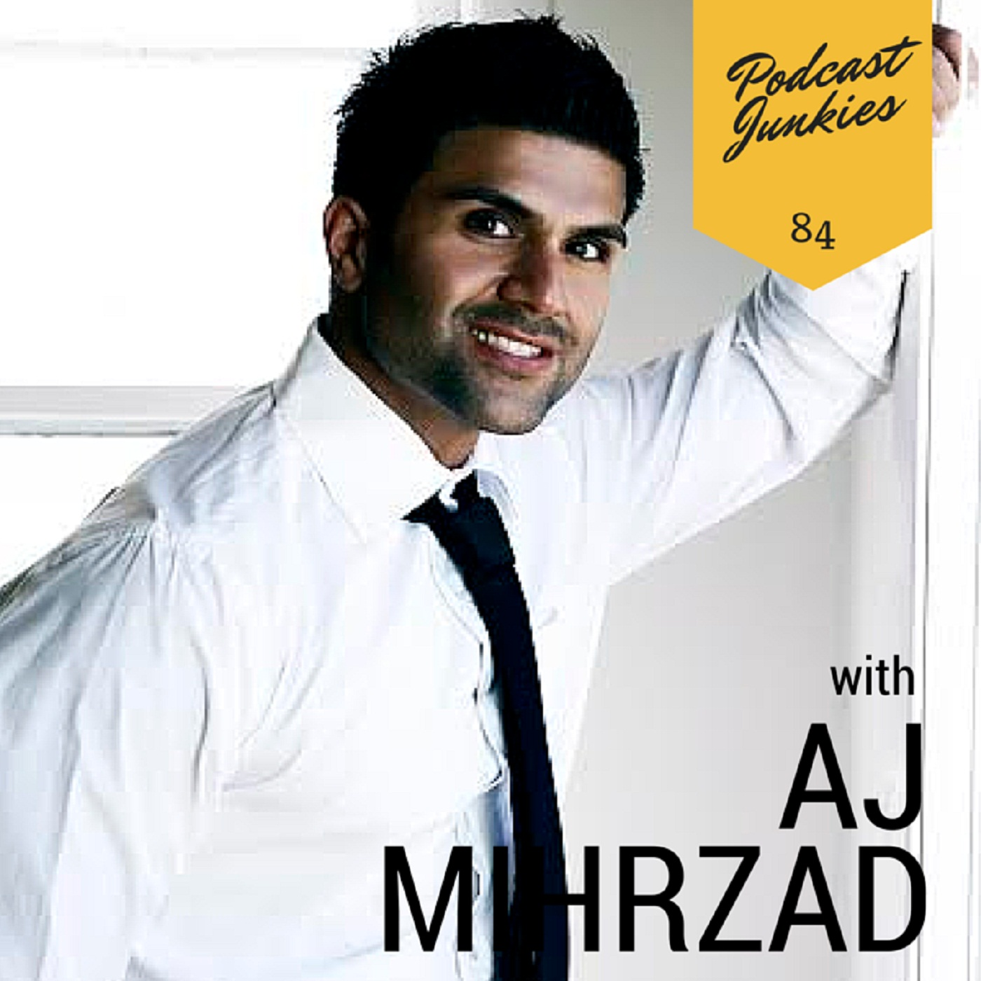 084 AJ Mihrzad | Stepping Out of His Introverted Shell