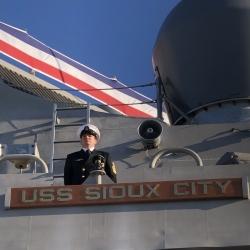 BONUS CONTENT: USS Sioux City Commissioning Ceremony