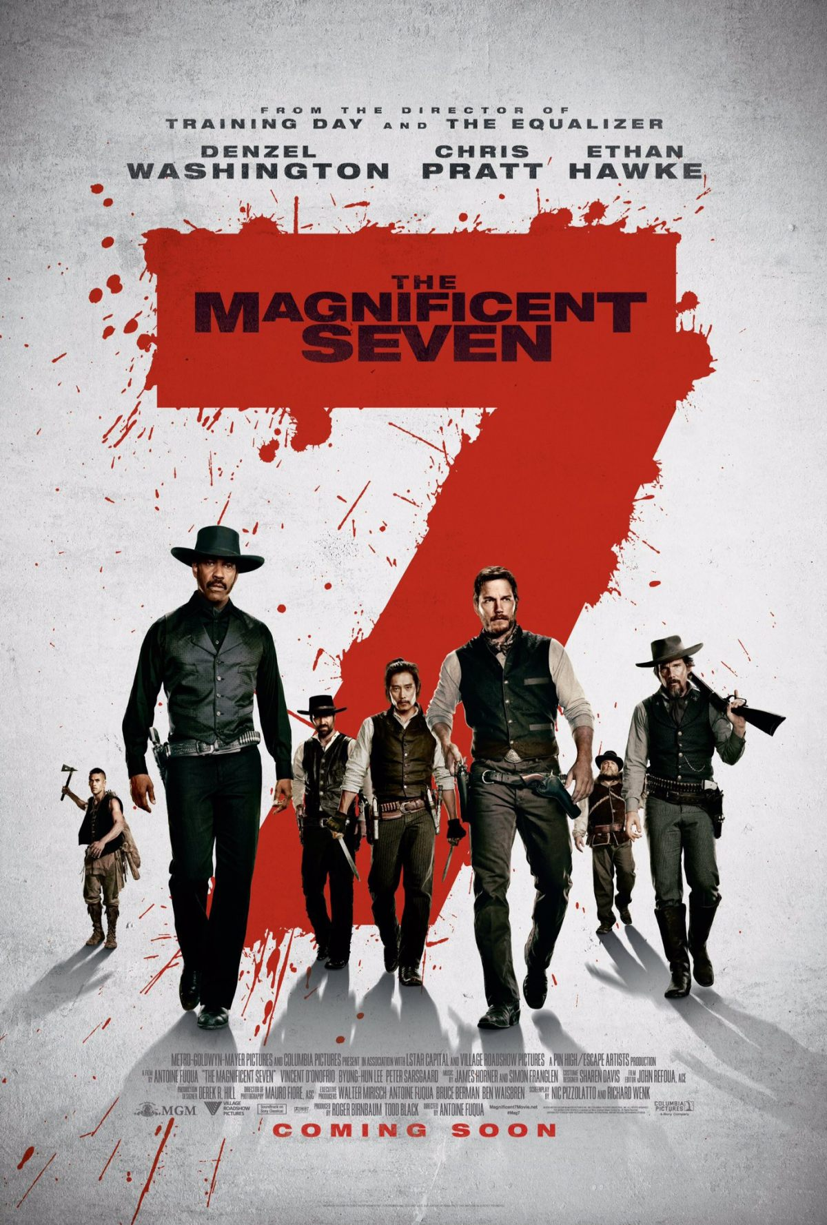 Episode 338: The Magnificent Seven