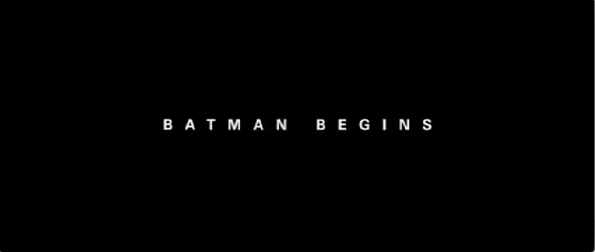 Batman Begins Minute 131