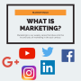 Artwork for MarketingU #001 - What Is Marketing?