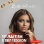 Artwork for 53. Nicole Falciani - Depression och reumatism