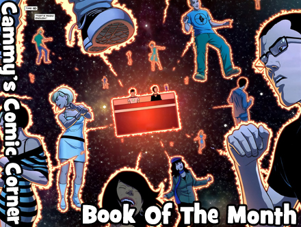 Cammy's Comic Corner - Book Of The Month - Phonogram: The Singles Club