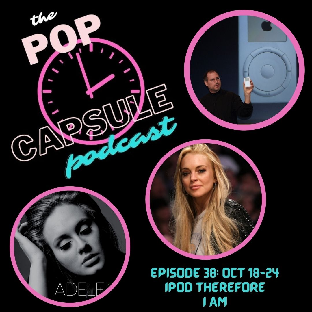 Episode 38 - iPod Therefore I Am  show art