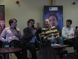 Tim's Take On: Episode 217(Sherlock Holmes panel at Big Finish Day 4)