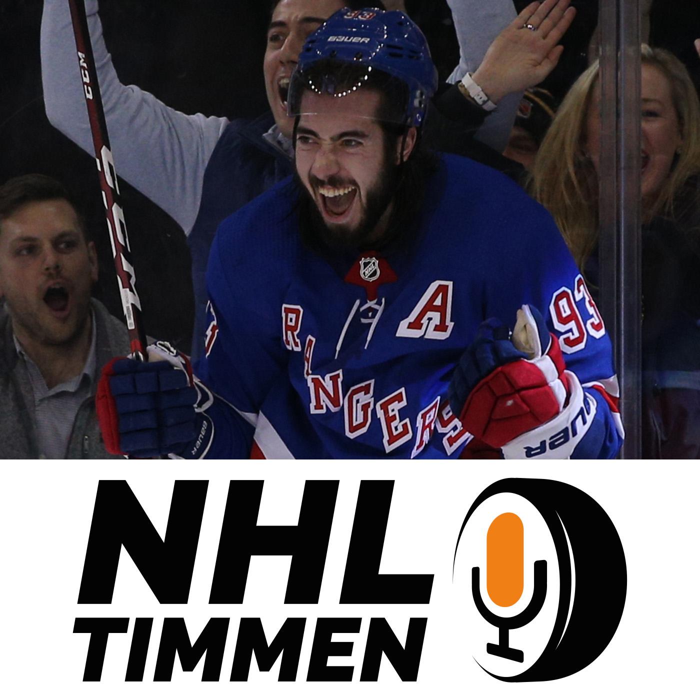 #290: LIVE-PODD: NHL:s bästa svensk