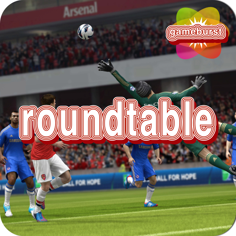 GameBurst Roundtable - Sports Games