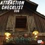 Artwork for Splash Mountain - Disneyland - Attraction Checklist #008