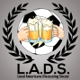 Artwork for LADS#123 - Beckham Gets A Statue, City Goes Top, and Fan Questions