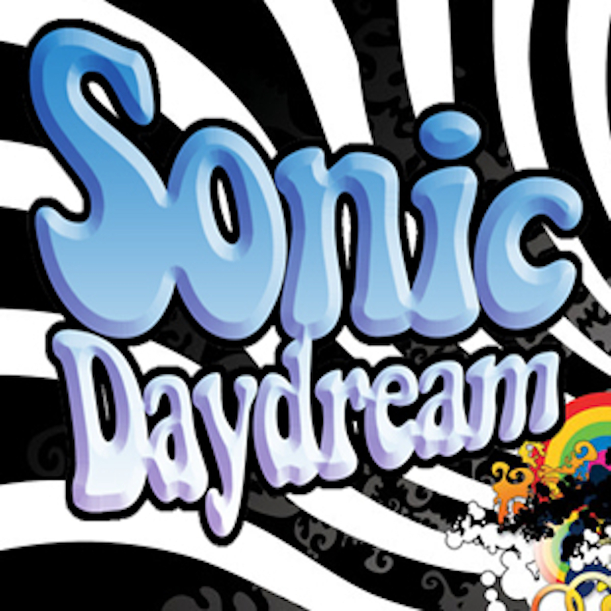 Sonic Daydream show art