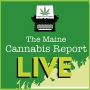 Artwork for The Maine Cannabis Report Live: Medical Marijuana - March 15, 2018
