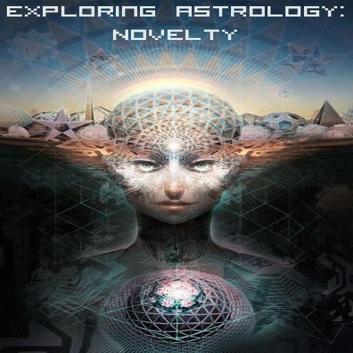 """Exploring Astrology: Full moON Libra """"Novelty"""""""