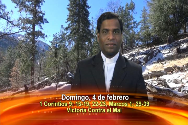 Artwork for Dios te Habla con Fr. Deeber Yonas, SVD; VICTORIA CONTRA EL MAL