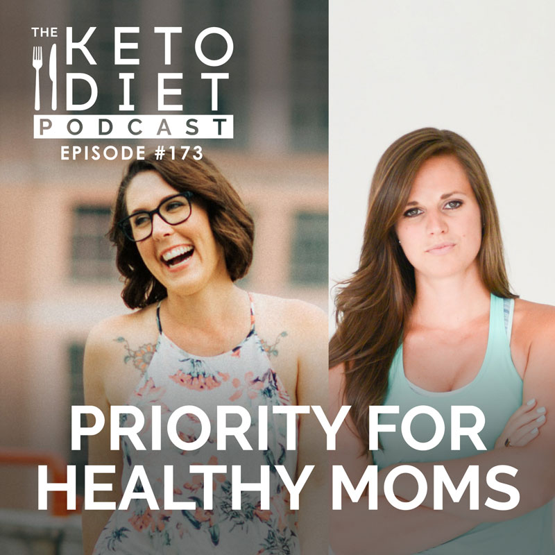 #173 Priority for Healthy Moms with Noelle Tarr