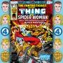 Artwork for Episode 259: Marvel Two-in-One #30 - Battle Atop Big Ben