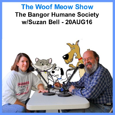 The Bangor Humane Society and the 23rd Annual Paws on Parade with Suzan Bell