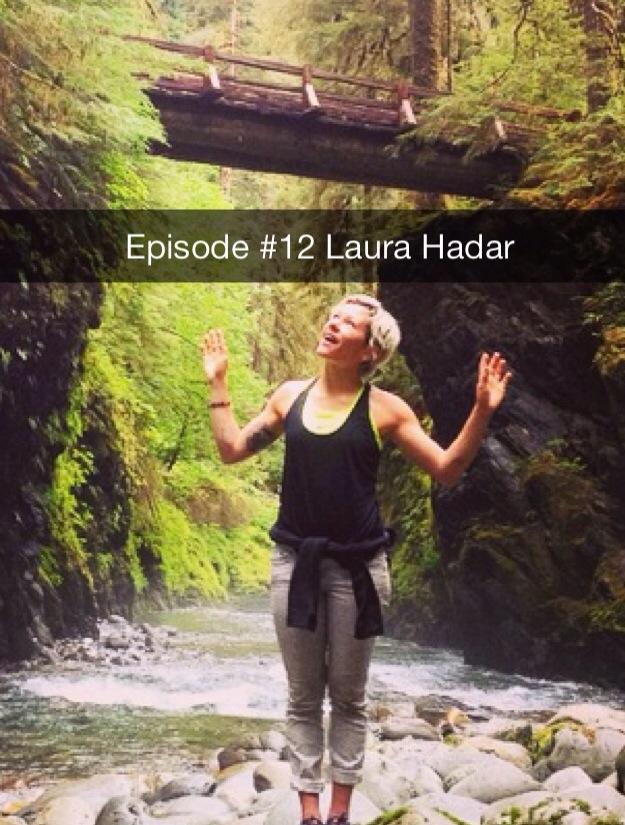 Laura Hadar | Retirement | Retail | Rock Climbing