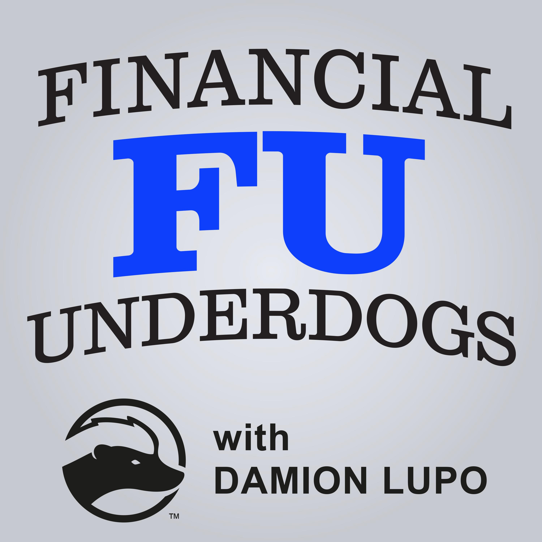 Financial Underdogs show art