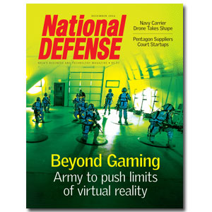 Beyond Gaming: Army to Push Limits of Virtual Reality