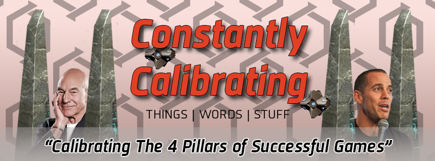 Calibrating The Four Pillars of Successful Games