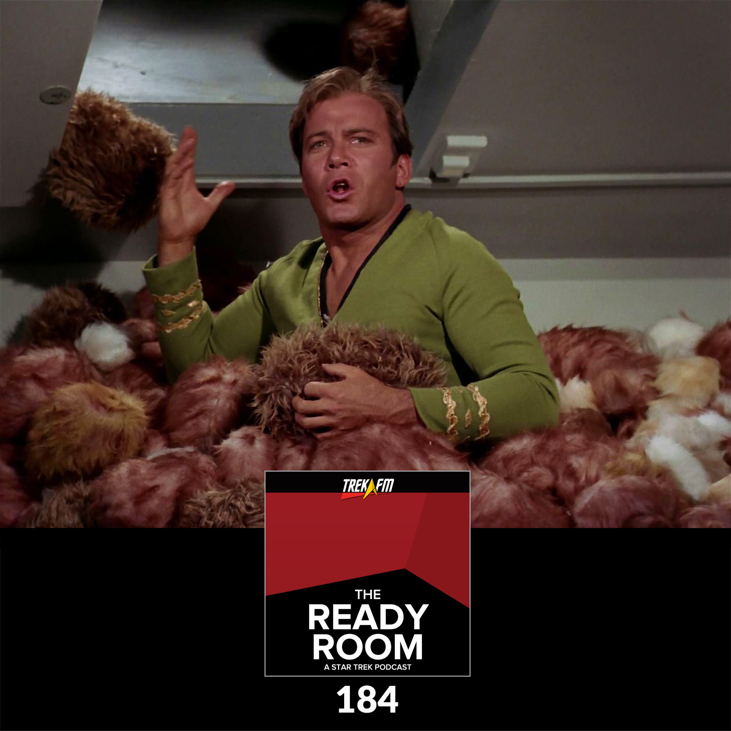 184: The Tribble Whisperer