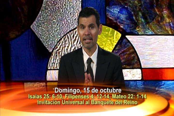 """Artwork for Dios te Habla con Jose Luis Elias. El tema: """"Invitación Universal al banquete del Reino"""""""