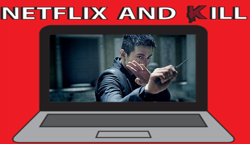 Artwork for Netflix and Kill - The Man From Nowhere