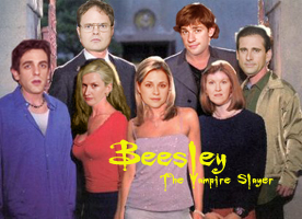 Beesley: The Vampire Slayer?