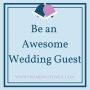 Artwork for #147 - Be an Awesome Wedding Guest