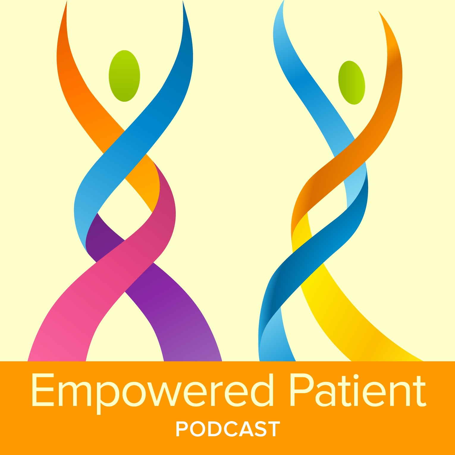 Empowered Patient Podcast show art
