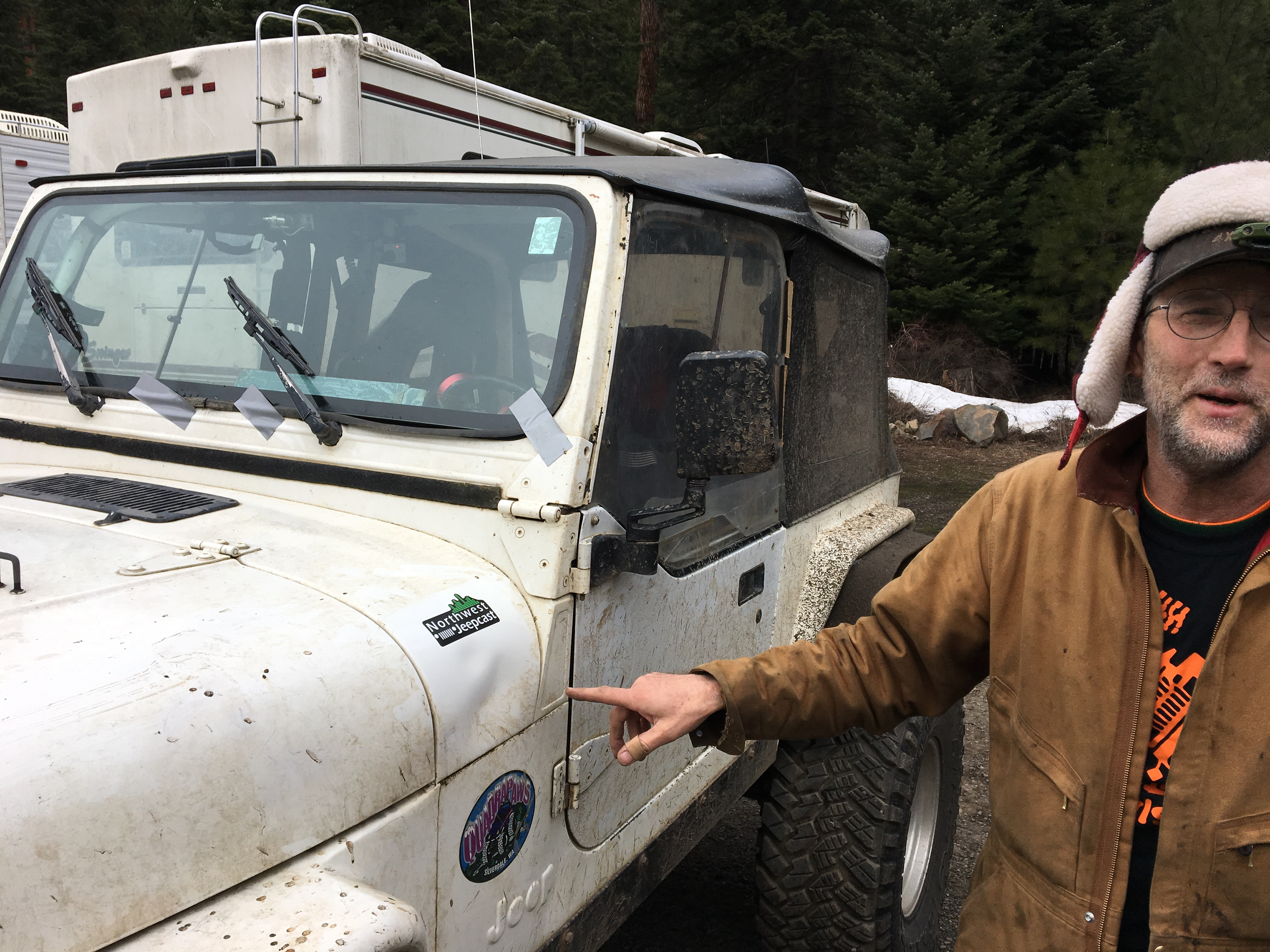 Northwest Jeepcast - A Jeep Podcast - Ahtanum