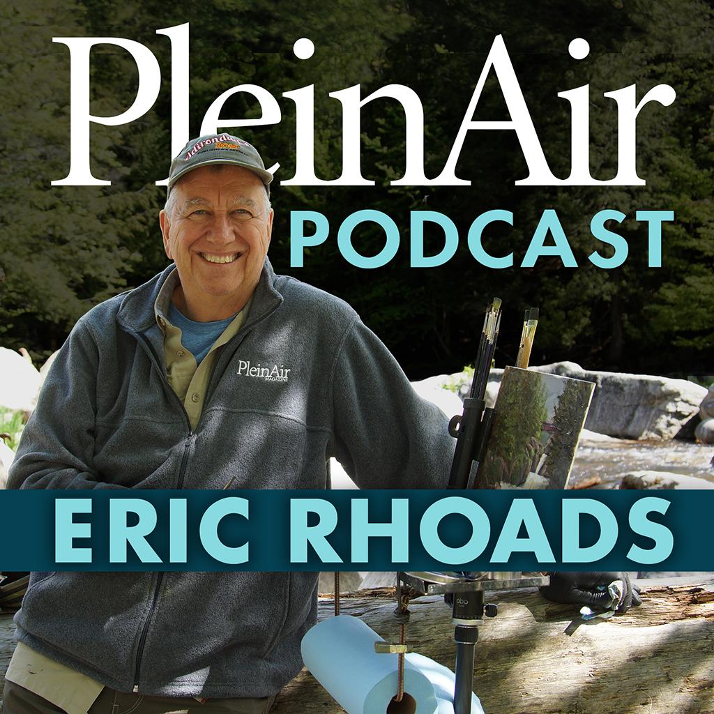 Plein Air Art Podcast show art