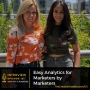 Artwork for Easy Analytics for Marketers by Marketers with Ali & Anamika