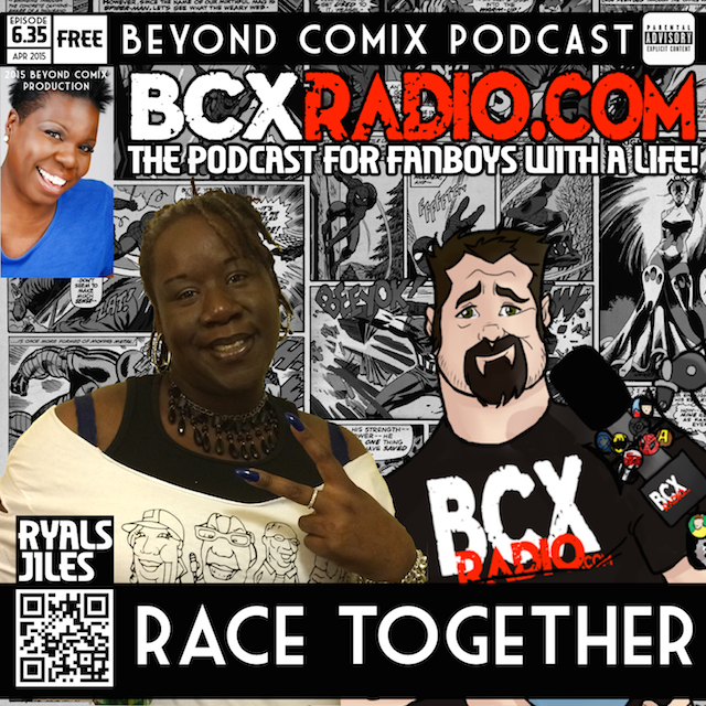 BCXradio 6.35 - Race Together