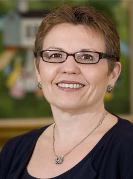 Joanne Lindstrom.