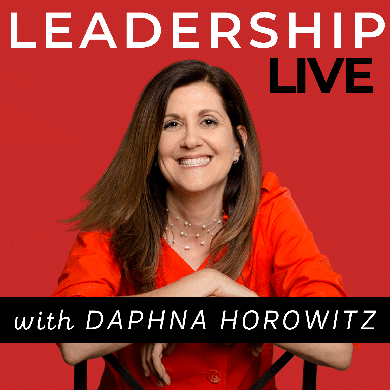Leadership Live - Trailer show art