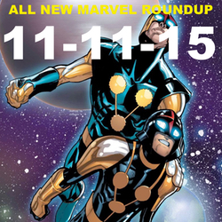 11-11-15 All New Marvel Roundup