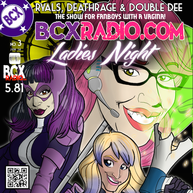 BCXradio 5.81 - Ladies Night