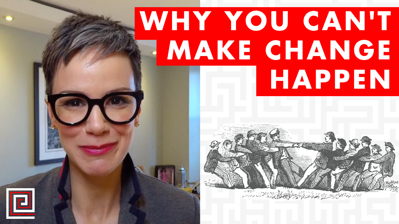Artwork for Why You Can't Make Change Happen - EP:099