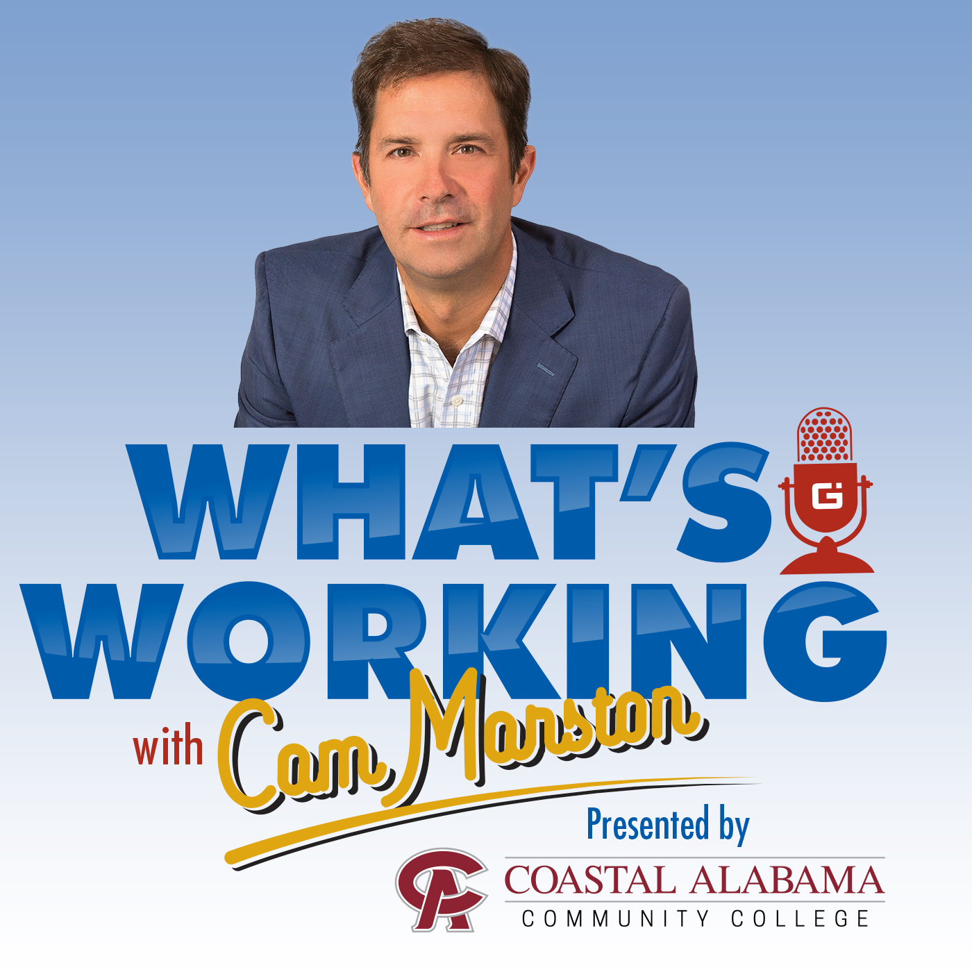 What's Working with Cam Marston presented by Coastal Alabama Community College show art