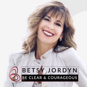 Betsy Jordyn's Life At Work podcast