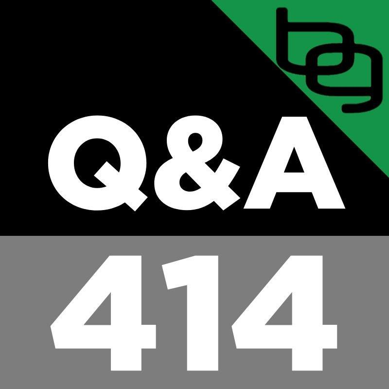 Q&A 414: The Benefits Of Nicotine, Easy Hack To Increase HRV, Do Face Masks Cause Oxygen Deprivation, Why To Workout Before Dinner & Much More!