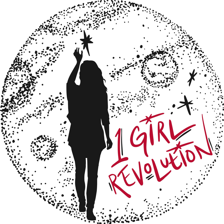1 Girl Revolution show art