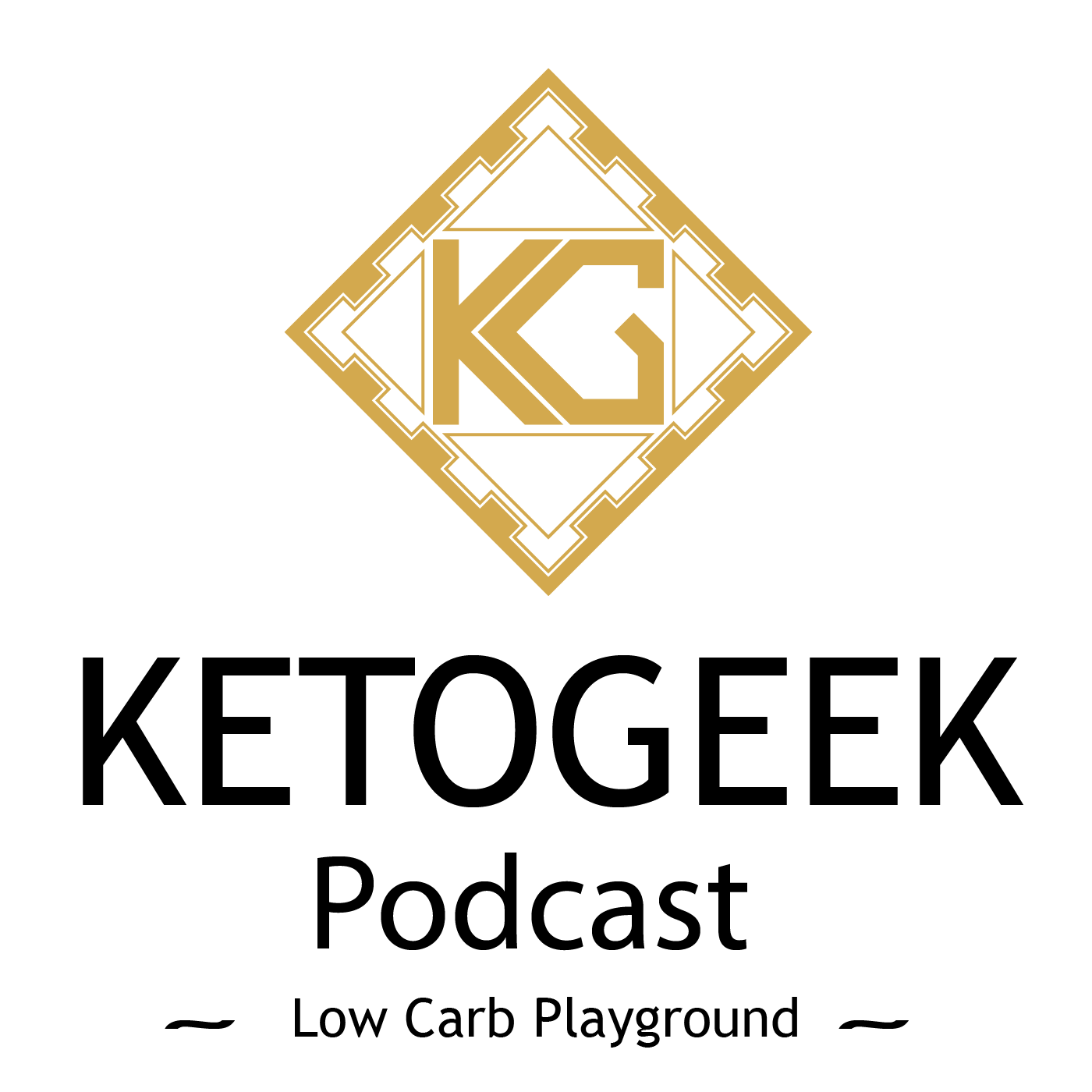 Ketogeek's Podcast show art