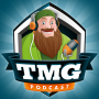 Artwork for The TMG Podcast - Peter Shirey of CMON joins to talk about how he got into the boardgame business and his love of all things sharks! - Episode 057