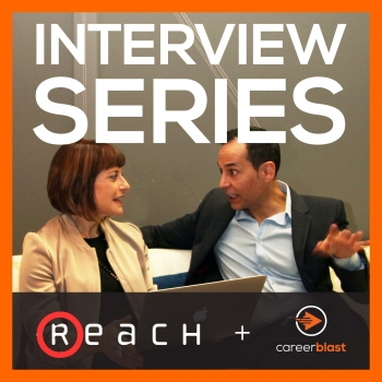 Reach Personal Branding Interview Series podcast | Libsyn Directory