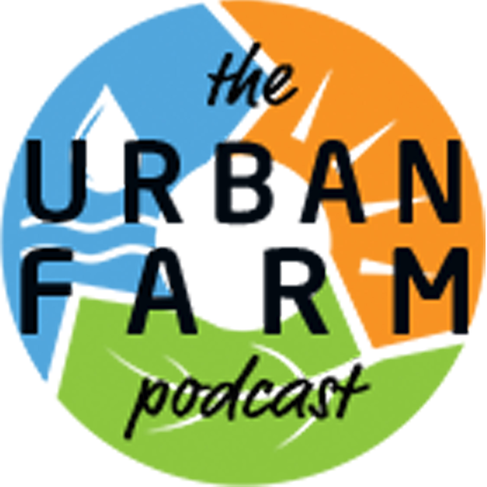 The Urban Farm Podcast with Greg Peterson show art