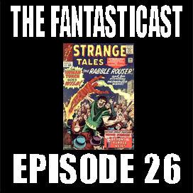 Episode 26: Strange Tales #119