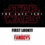 Artwork for Fanboys FIRST LOOK: Star Wars Ep 8 The Last Jedi