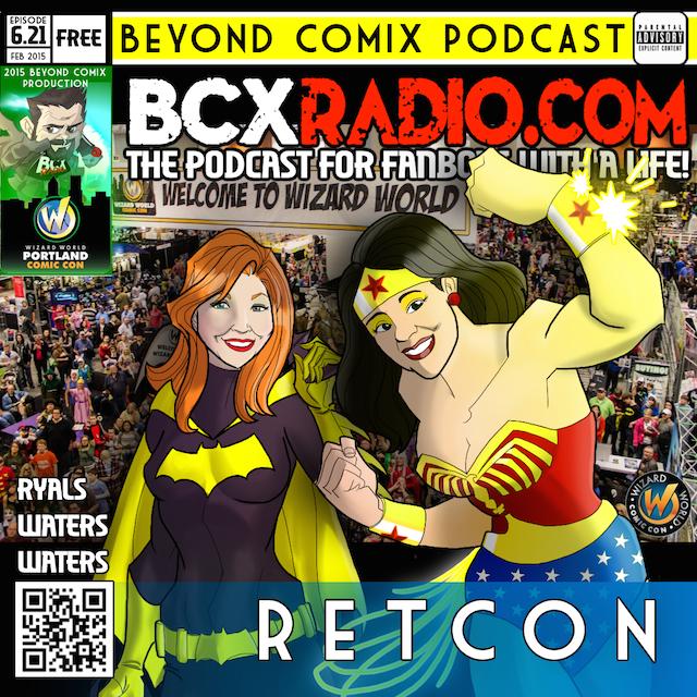 BCXradio 6.21 - Retcon